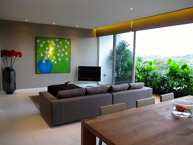 Singapore Interior Design Gallery